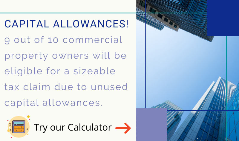 Capital Allowance Calculator