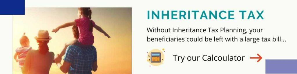 Inheritance calculator 2021